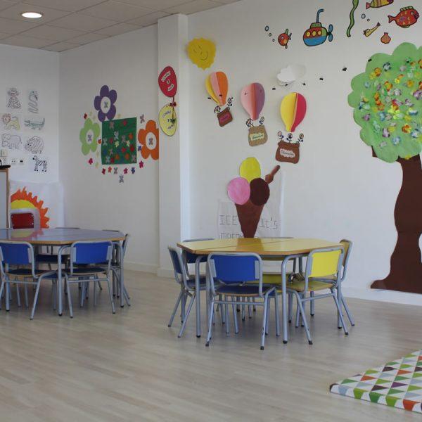 Escuela Infantil Alicante_Aulas-3