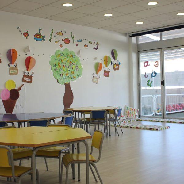 Escuela Infantil Alicante_Aulas-2